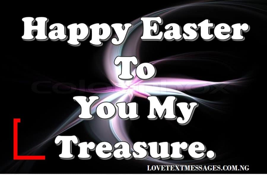 Happy Easter Messages for Husband