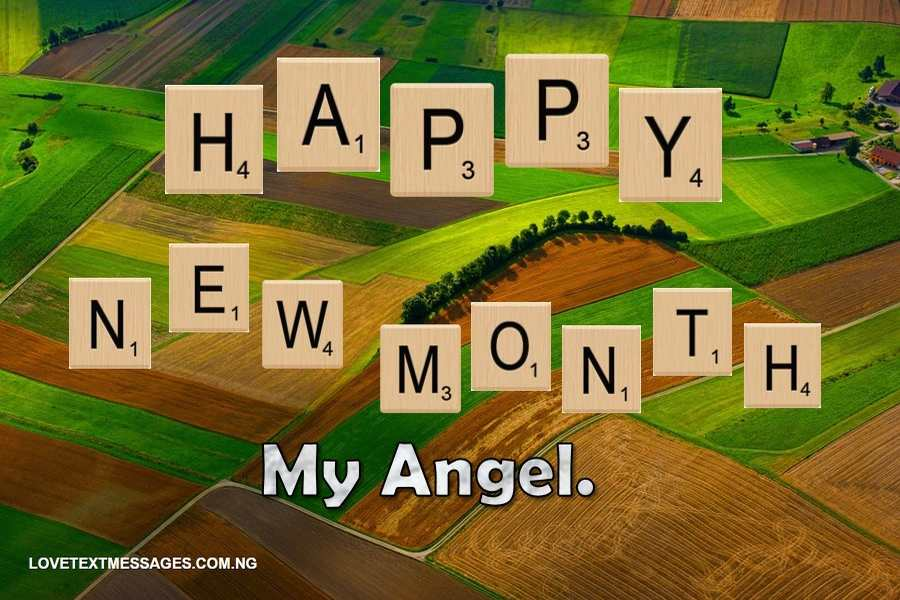 Happy New month of February for My Love
