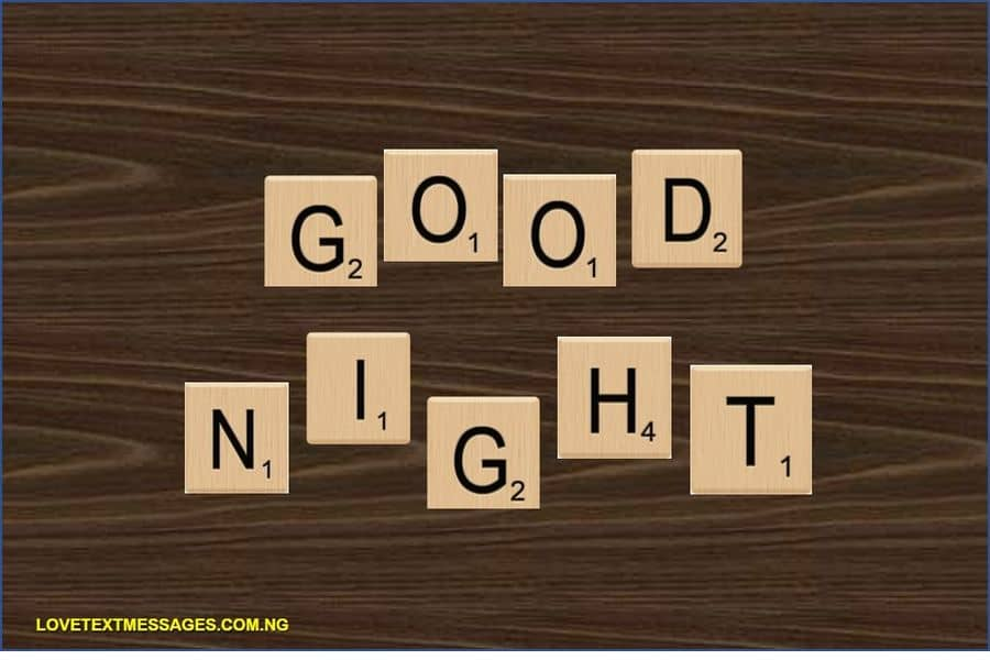 Special Good Night Wishes for Him or Her