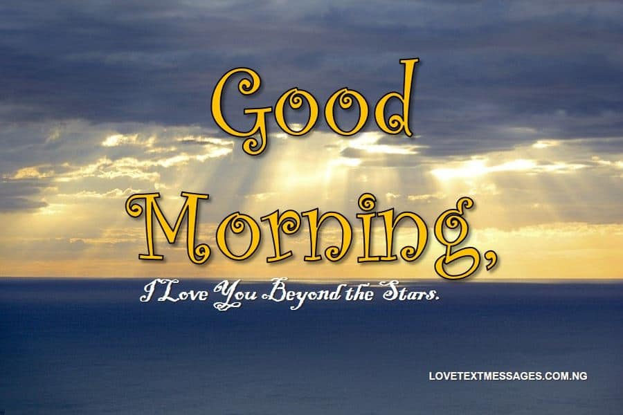 Good Morning Sms for Wife