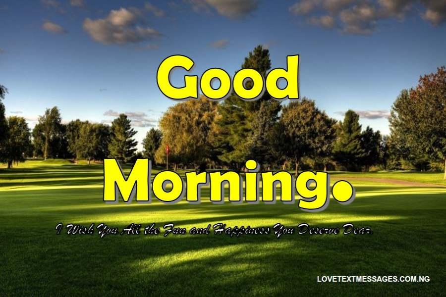 Good Morning Wishes for Her
