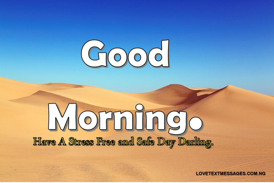 Good Morning Wishes for Him