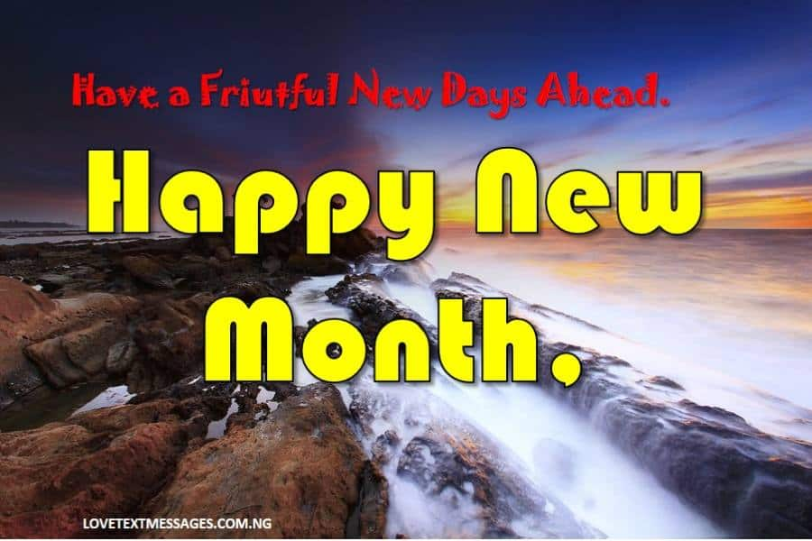 Happy New month of March for Dad
