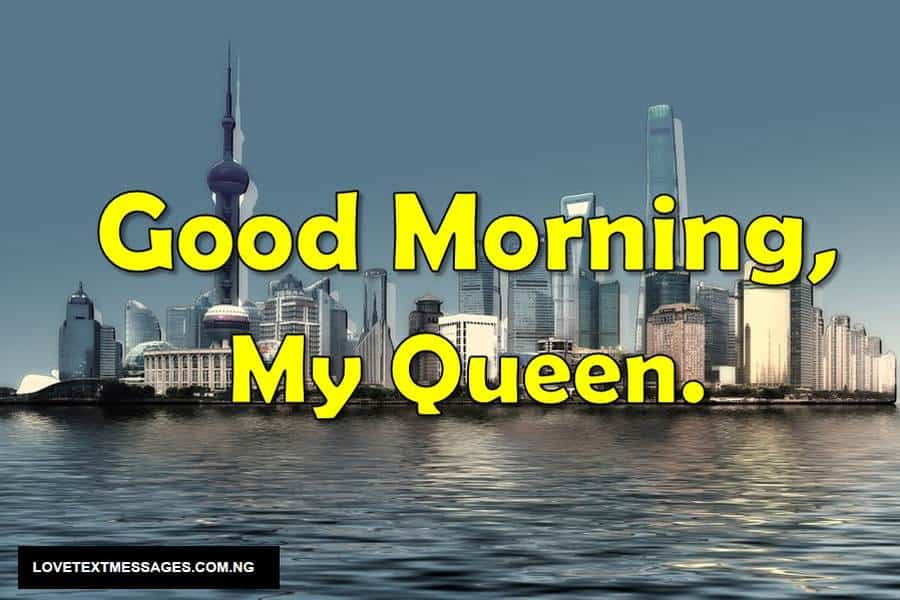 Long Good Morning Messages for Girlfriend