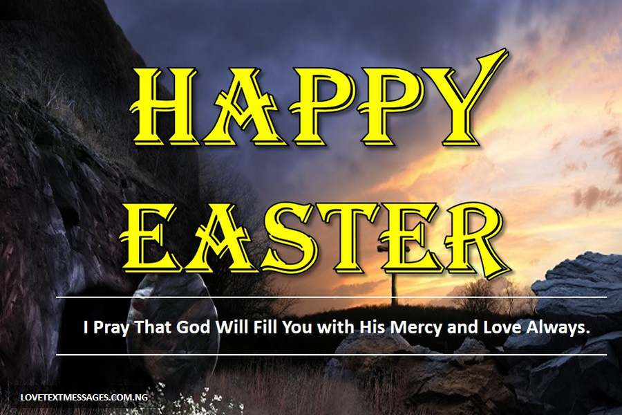 Happy Easter Messages for Dad