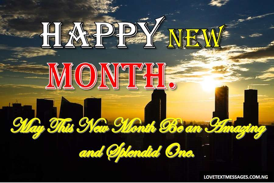 Happy New month of April to My Dad