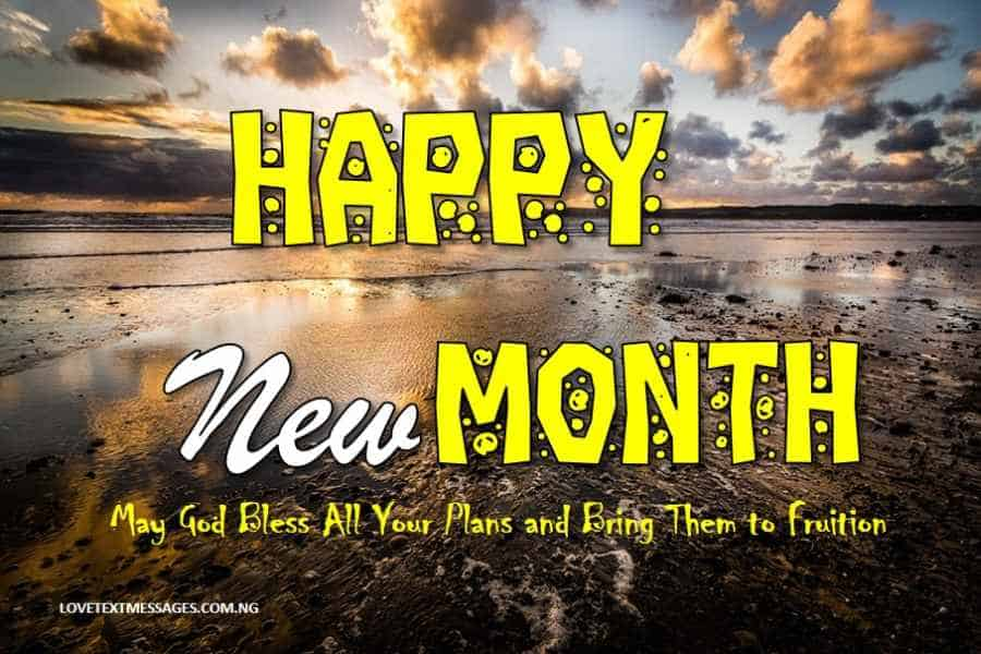 New Month Inspirational Message for Boss