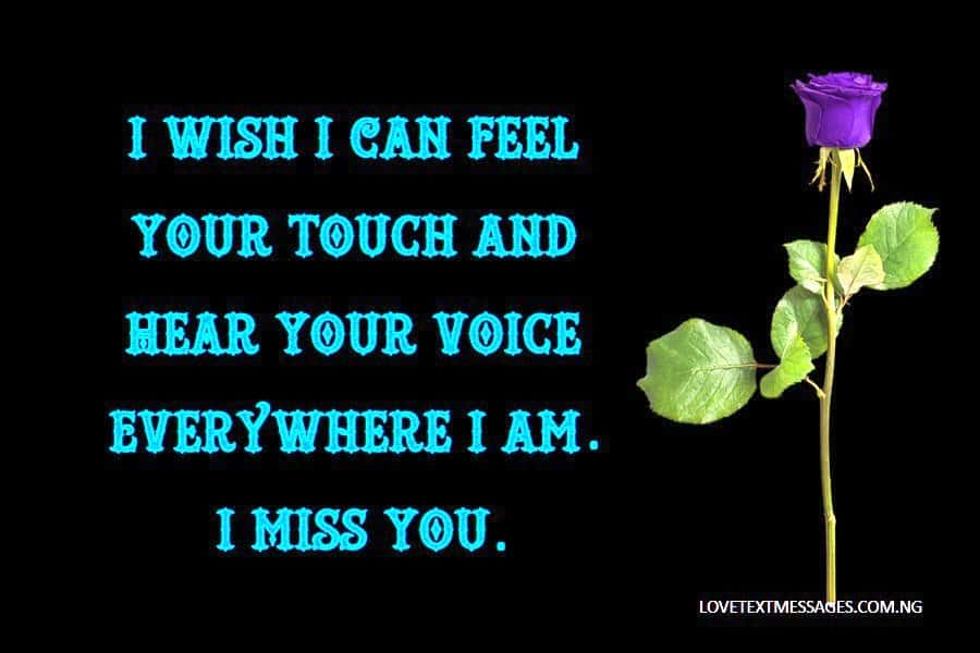 Missing You Like Never Before Quotes